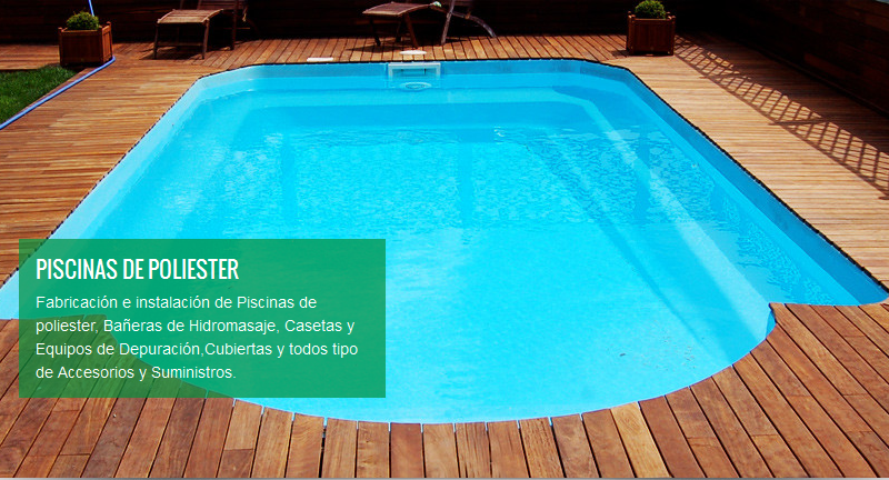 Fábrica de piscinas de Poliester: PoliestSur