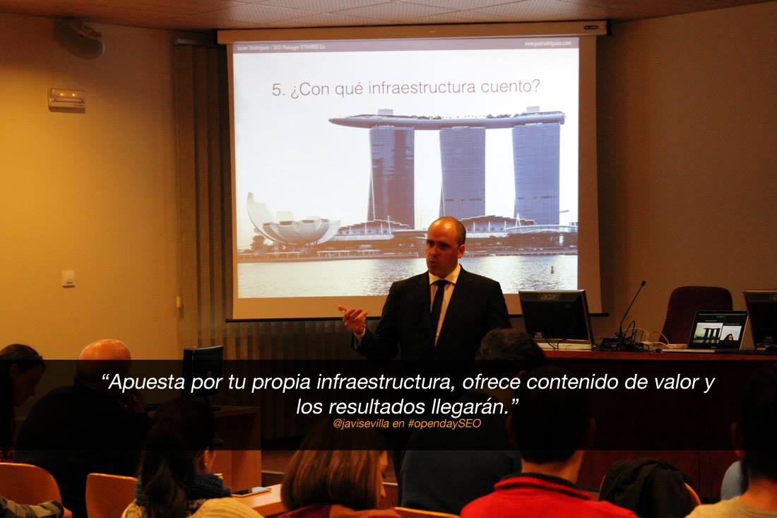 """Entrevista a Javier Rodríguez """"Lo importante, ser el primero"""""""